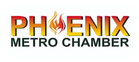 Phoenix Metro Chamber logo